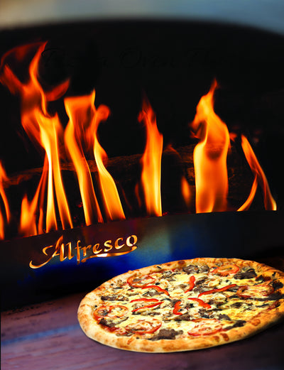 Alfresco Pizza Oven Cart Only