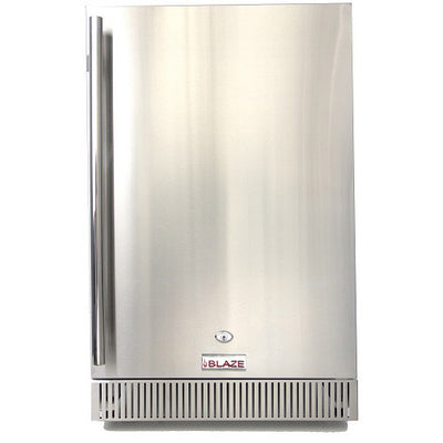 Blaze 4.1 Cu. Ft. Outdoor Stainless Steel Compact UL Refrigerator