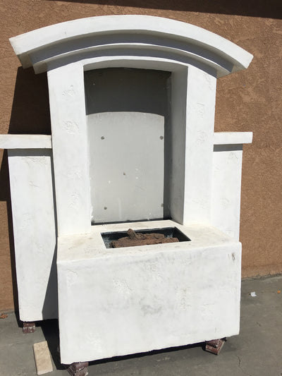 Contractors Model Fire and Water Feature - Clearance ( 1 left ) MUST GO