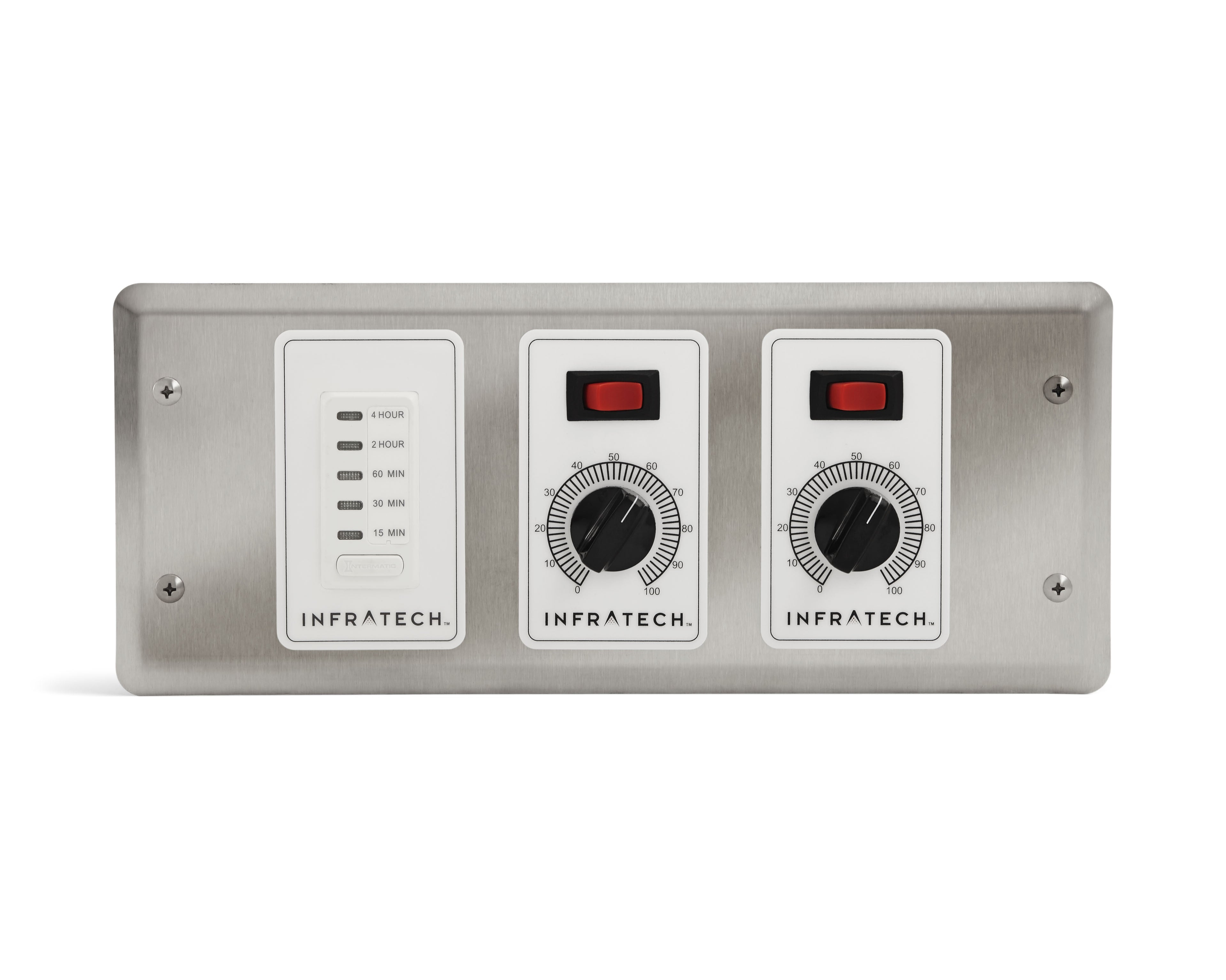 Infratech Solid State Controls 30-4046 2 Zone w/Timer – BBQDeal.com