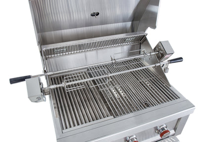 "Sunstone Ruby 3 Burner Pro-Sear 30"" Built-In Grill"