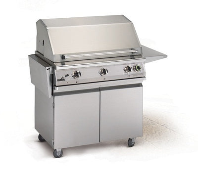 PGS Commercial Series Grills S36T+S36CART