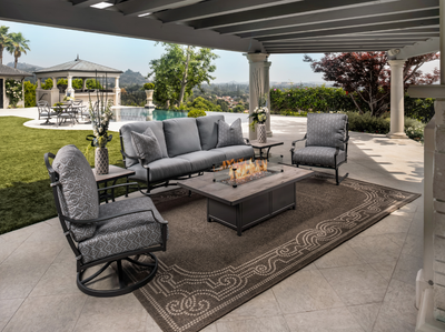 MADISON COLLECTION - WROUGHT ALUMINUM
