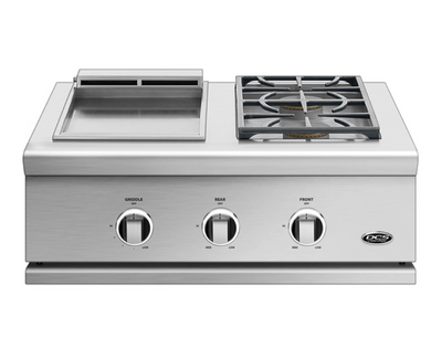 "DCS 30"" Double Side Burner/Griddle Series 9"