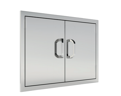 "BBQ-260-AD25 25"" Double Access Door"
