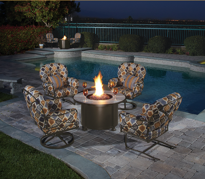 CAMBRIA COLLECTION - WROUGHT IRON
