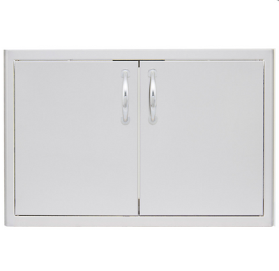 "BLAZE 4 32"" DOUBLE DOOR W/ TOWEL HOLDER"