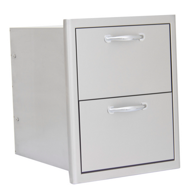 "BLAZE 16"" DOUBLE DRAWER SET"
