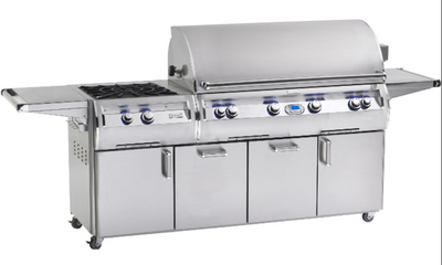 "Echelon Diamond E1060s 48"" Freestanding Grill w/ Digital Thermometer & Power Burner"