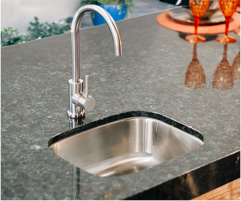 Summerset Under Mount Sink and Faucet