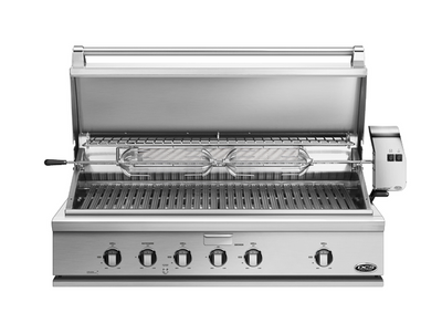 "DCS Series 7 Heritage 48"" Built-in Grill"