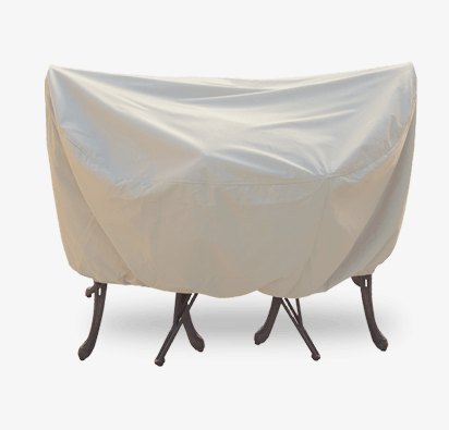 "Round Table & Chair Protective Cover - 36"" Bistro /  Table & Chairs"