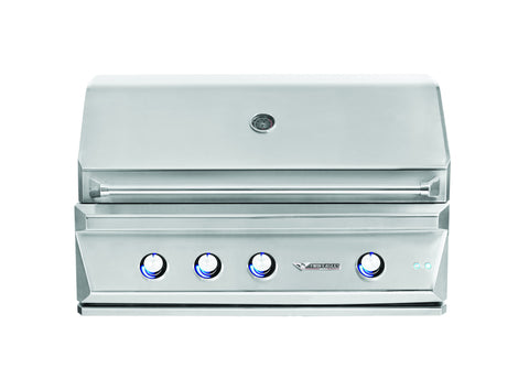 "Twin Eagles 42"" Built In Grill W/Rotisserie"