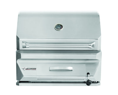 "Twin Eagles 30"" Charcoal Grill"