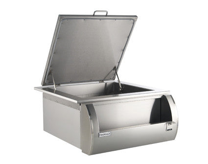 Slide-in Refreshment Center with Insulated Top - 3596A