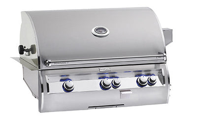 "Echelon Diamond Built In 30"" Built in Grill w/ Analog Thermometer -  A Series"