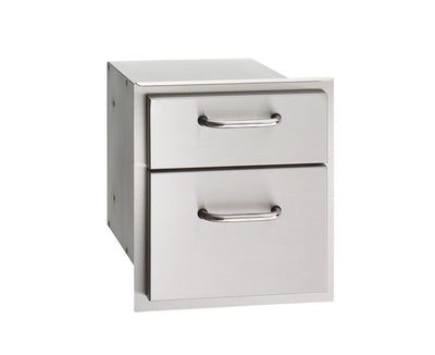 "16-15-DSSD  16"" x 15"" Double Drawer"