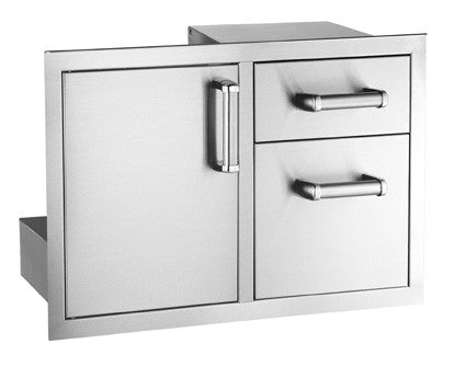 ACCESS DOOR WITH DOUBLE DRAWER - 53810S