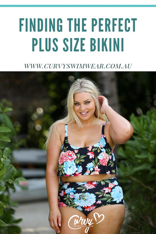 Finding the Perfect Plus Size Bikini