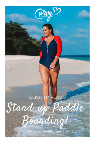 Stand-up Paddle Boarding!