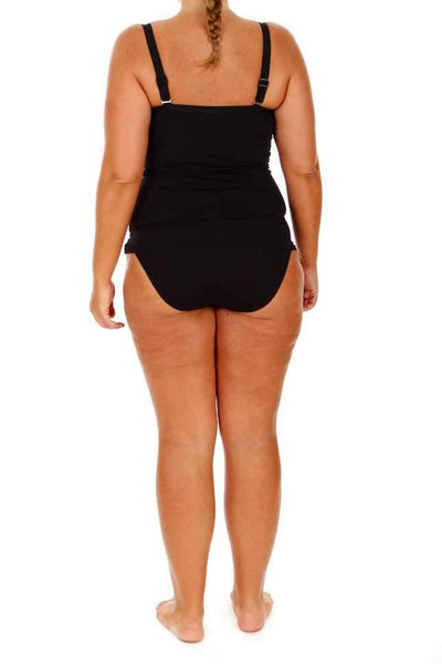 best tankini top for large bust