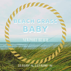 Collection Feature: Beach Grass Baby by Kendra Woodard