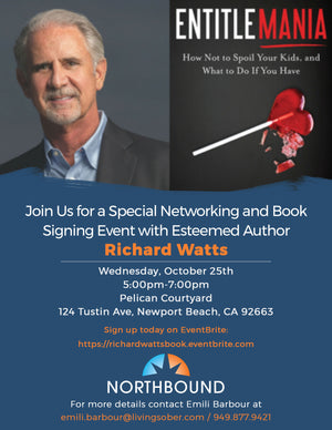Author Event with Richard Watts
