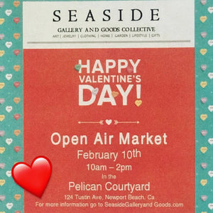 Open Air Market - February 10th - 10am - 2pm