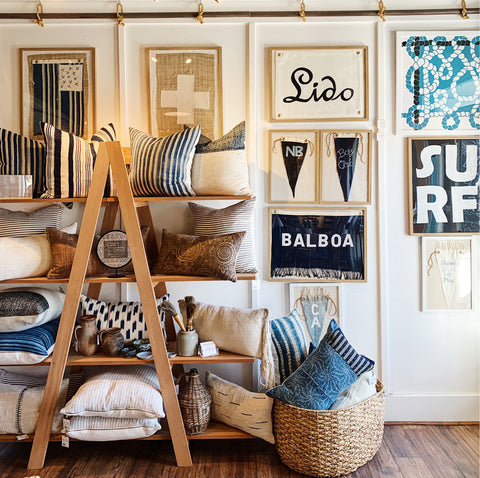 Seaside Gallery and Goods is a collective