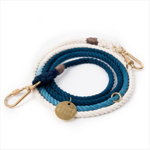 Dog leashes available at Seaside Gallery & Goods