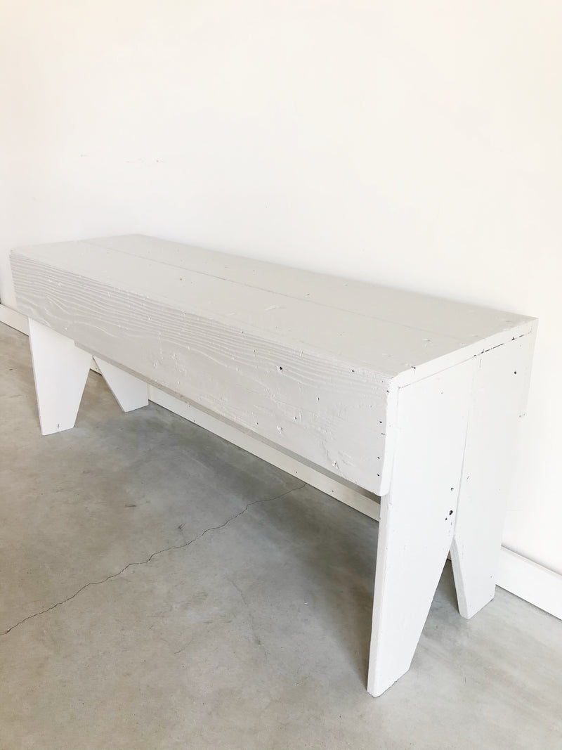 SDD Reclaimed Wood Bench