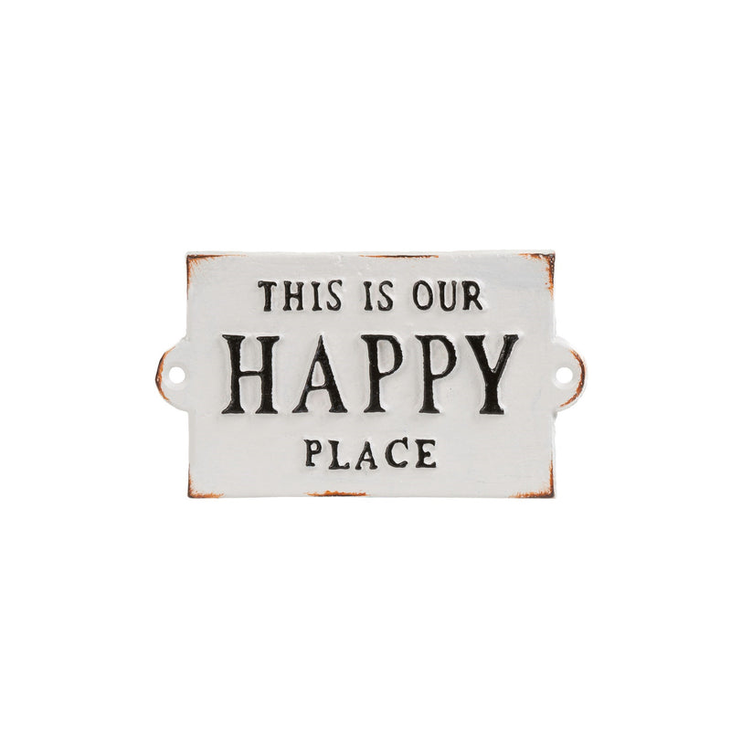 NS Sign - Our Happy Place