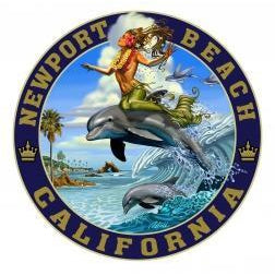 NPB -   Newport Sailor Canvas Art- Newport Beach  - by Rick Rietveld