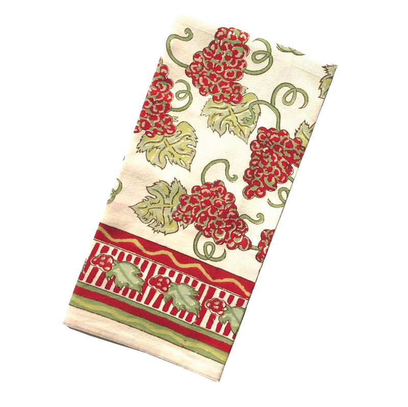 PAR Tea Towel Grape Vineyard