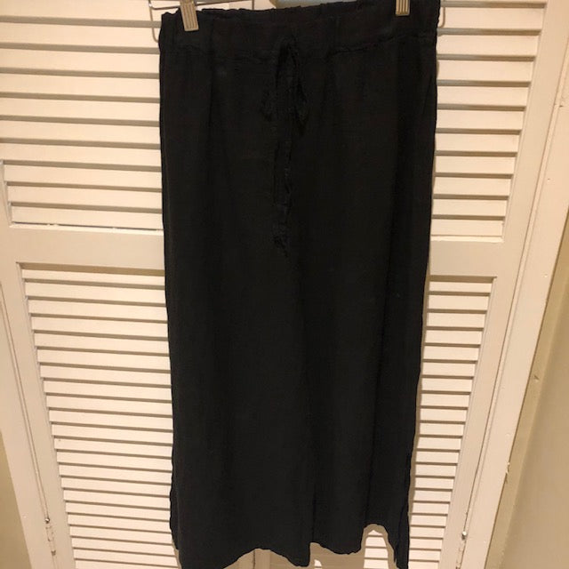 "CC-The ""Favorite"" Linen Pant with drawstring waist"