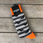 D・Men's Hot Sox (a variety of designs available)