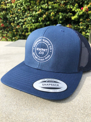 NW Newport Supply Co. Mesh Back Hat