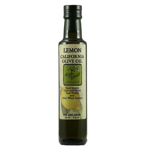 WS Co-Pressed Flavored California Olive Oil: Lemon - 250ml