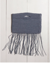 D・Soho clutch with fringe (various colors)