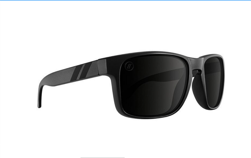 D・Blenders Polarized Sunglasses - Black Tundra