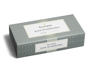 WS-Petite Presentation Box Black Tea Assortment