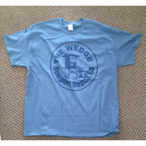 NPB Tee -  The Wedge T Shirt Blue