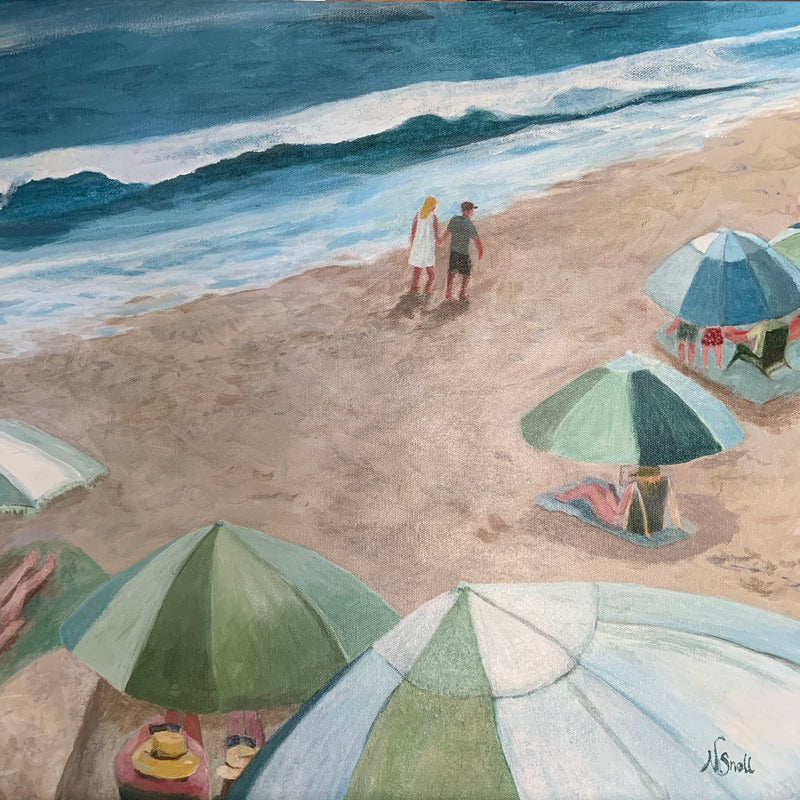 NSFA Beach Umbrellas