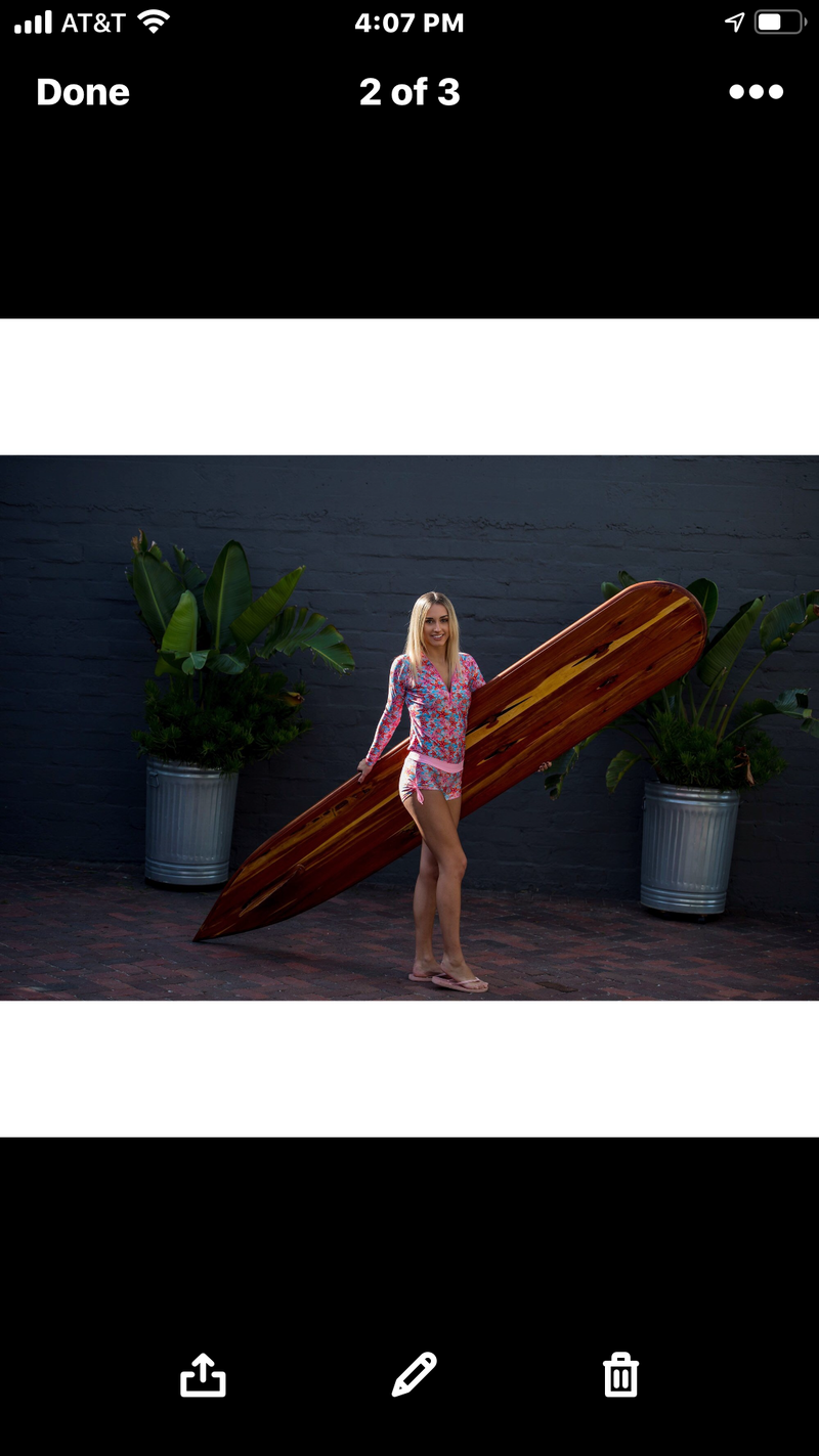 Custom Surf/Paddle Board