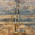 TL-JS Long 3Dot Multi Bead Neck