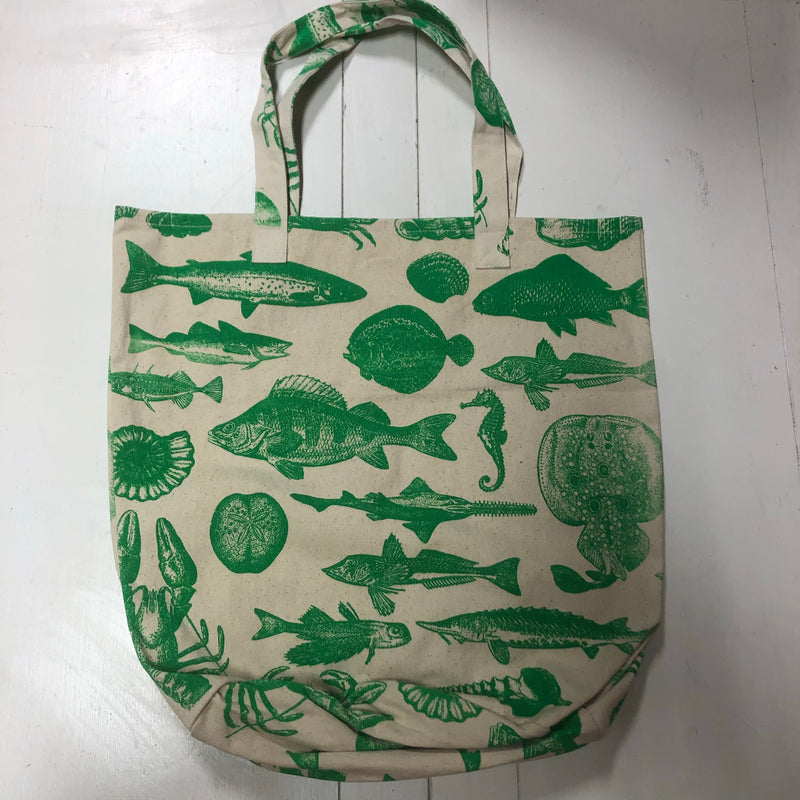 CC Tote bag cylindrical