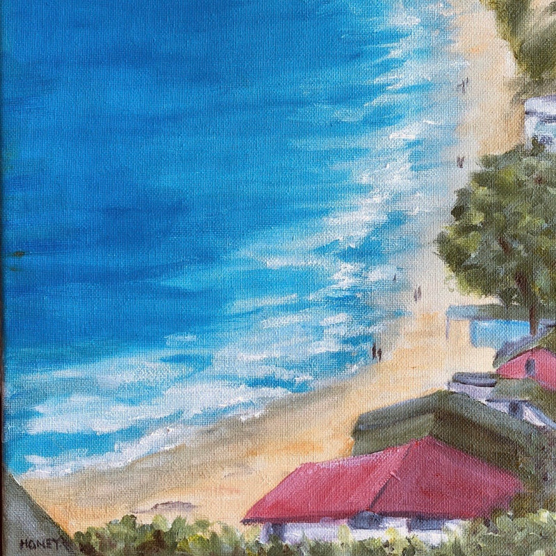 Crystal Cove by Honey Hostetler. SALE