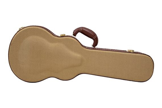 MA Tweed Archtop Ukulele Case