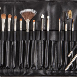 HB  18 Piece Brush Set - Hollywood Professional