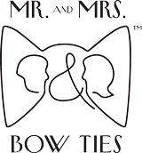 Mr. and Mrs. Bow Ties